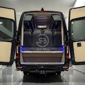 StyleBus Mercedes Sprinter Tourism Bus Extended 19+1+1 Seats