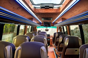 StyleBus Mercedes Sprinter Tourism Business Class Bus