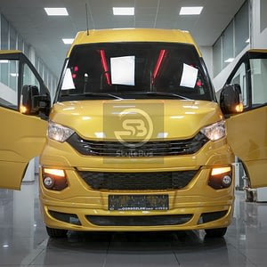 StyleBus Iveco Daily with One Door - VIP Design Transport Bus