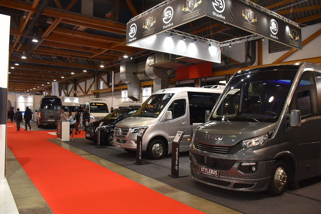 StyleBus in the Busworld Europe 2019